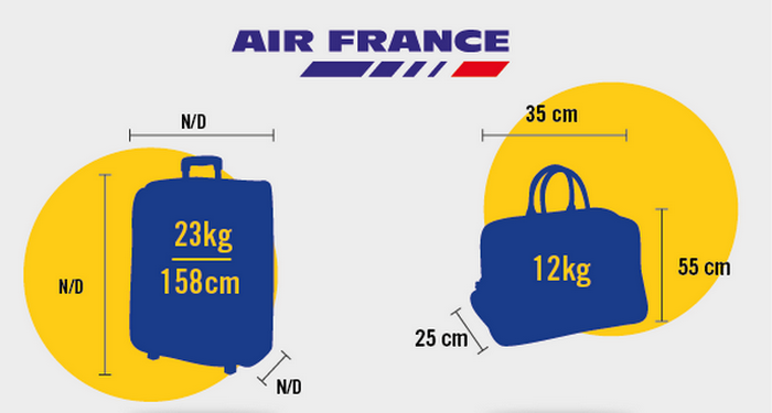 ve may bay air france 1